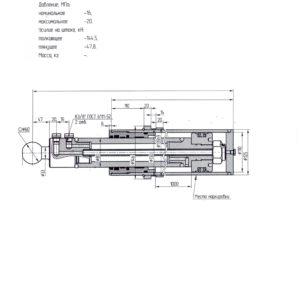 ГЦ уплотнительной  плиты (кольца) КО-449-10